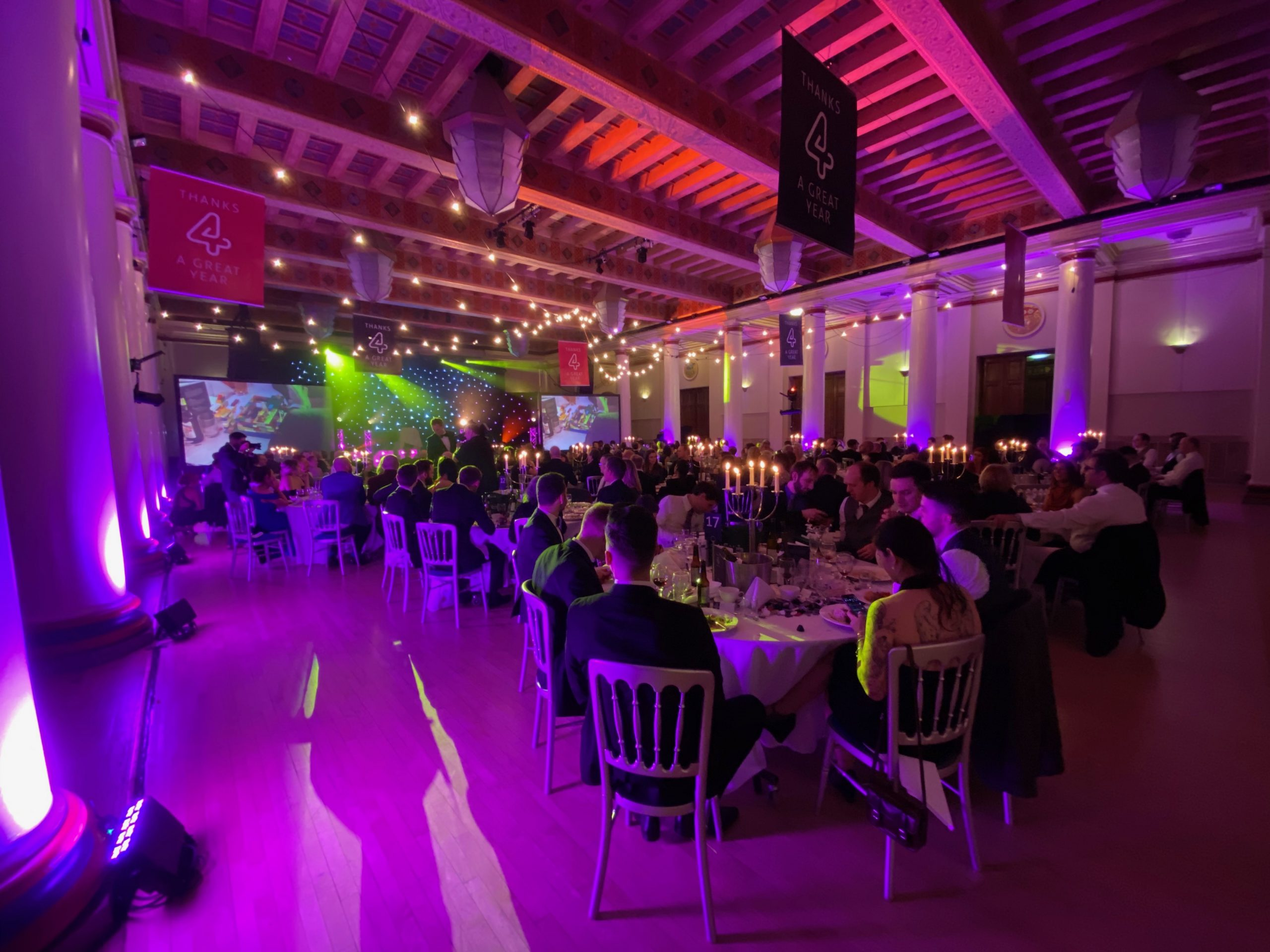 Conference & Event Production Audio Visual Solutions
