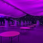 Wedding reception at Barnsley;ey Metrodome
